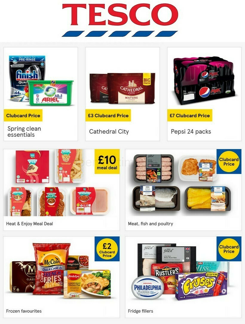TESCO Offers from February 24