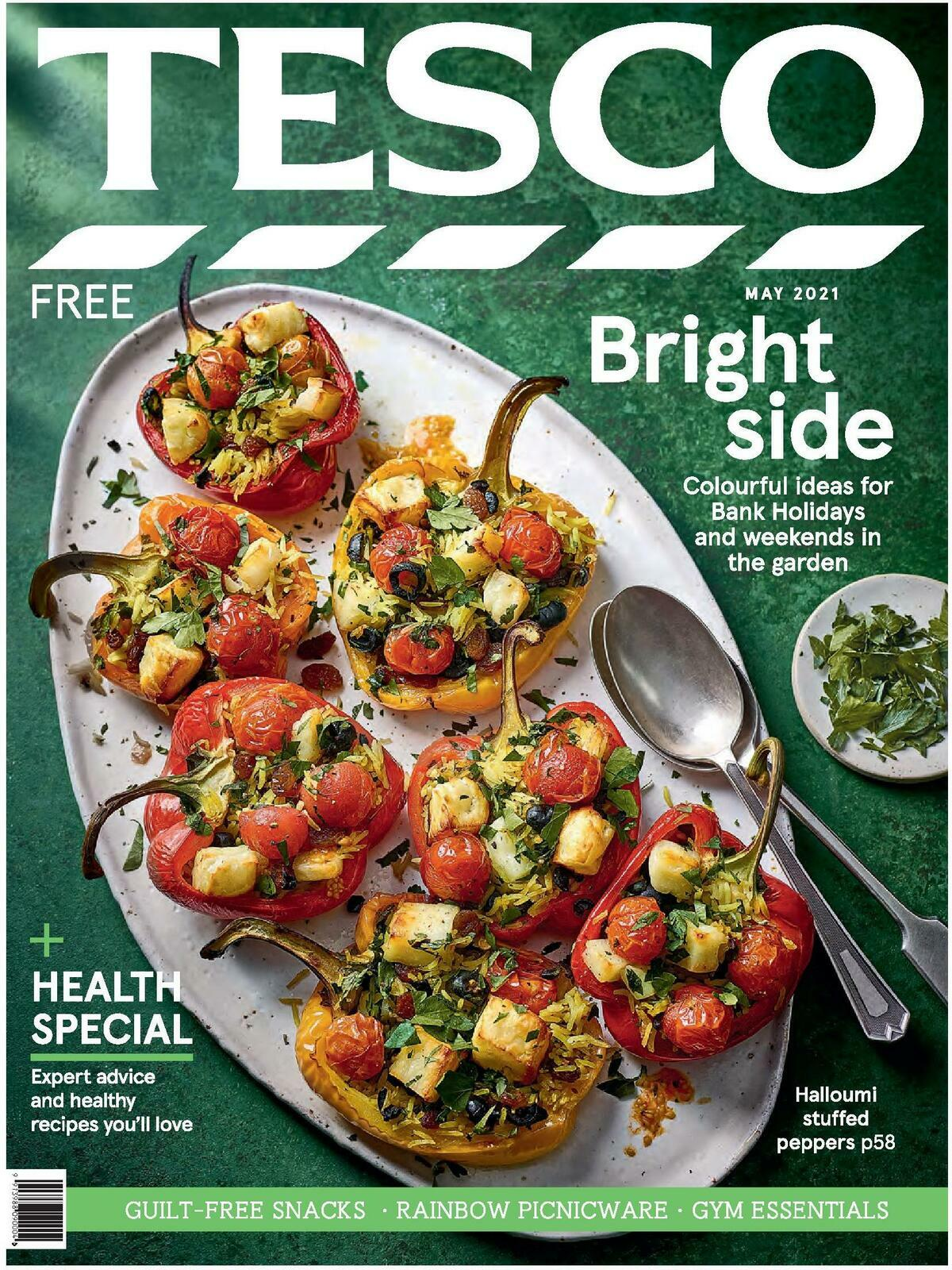 TESCO Magazine May Offers from May 1