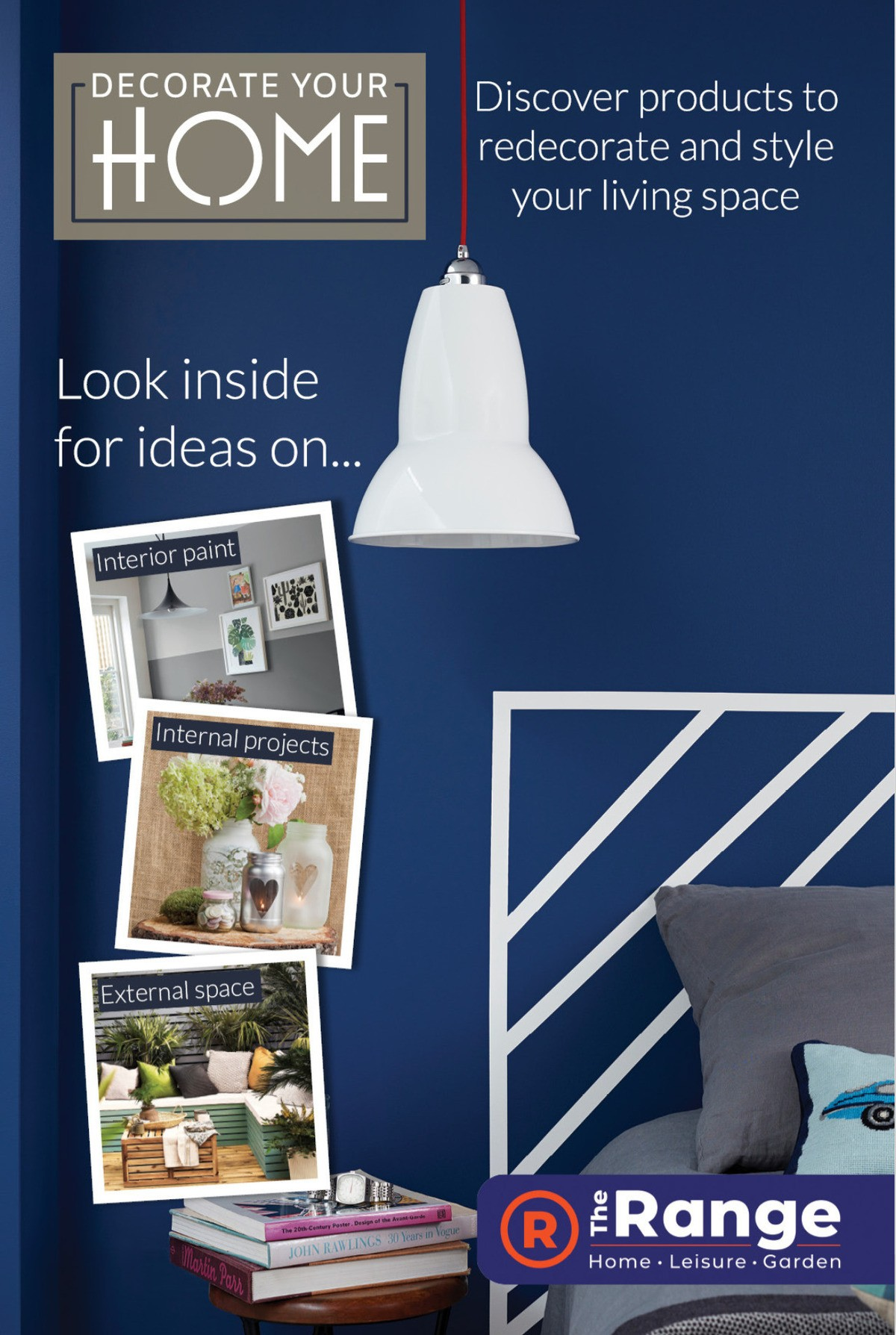 The Range Decorate Your Home Offers from June 5