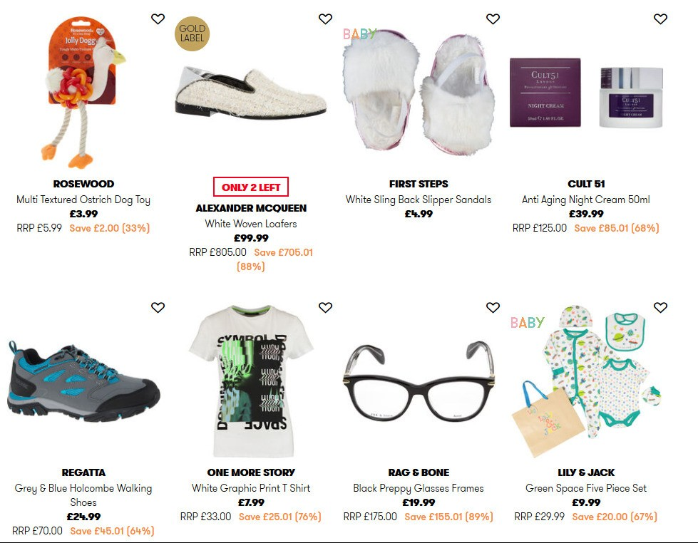 TK Maxx Offers from July 23