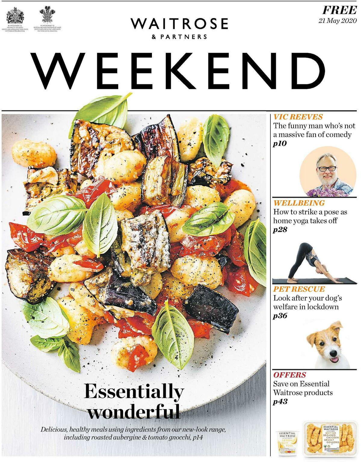 Waitrose Offers from May 21