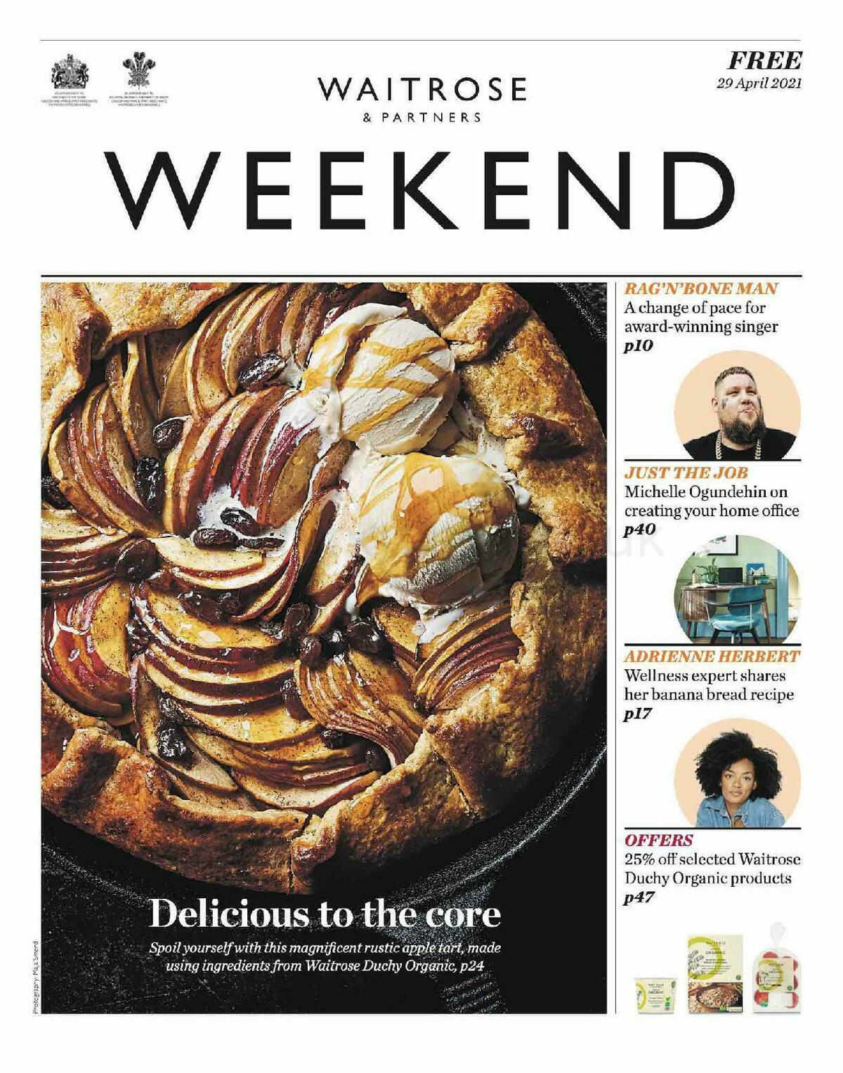 Waitrose Offers from April 29