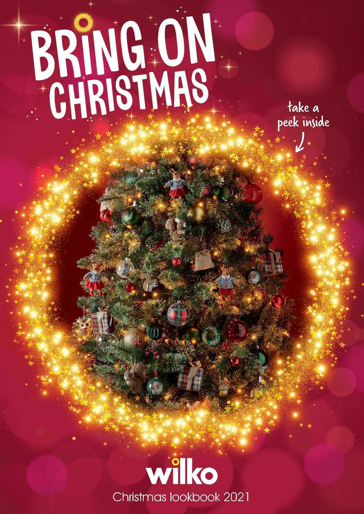 Wilko Christmas Offers from September 1