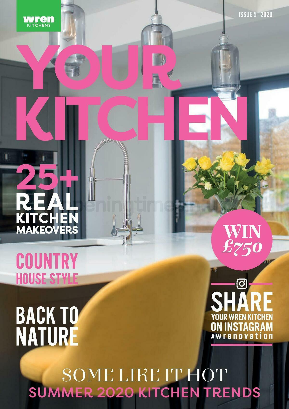 Wren Kitchens Offers from June 1