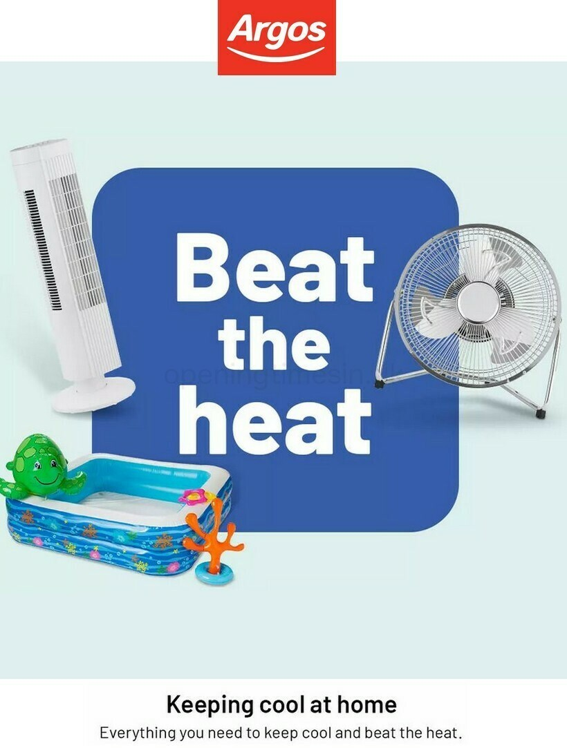 Argos Offers & Special Buys