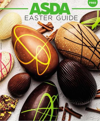 ASDA Magazine Easter Guide