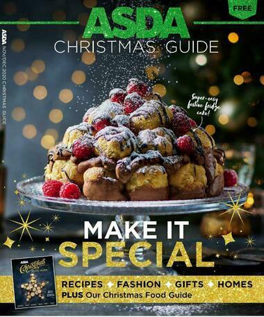 ASDA Magazine Christmas Guide 2020