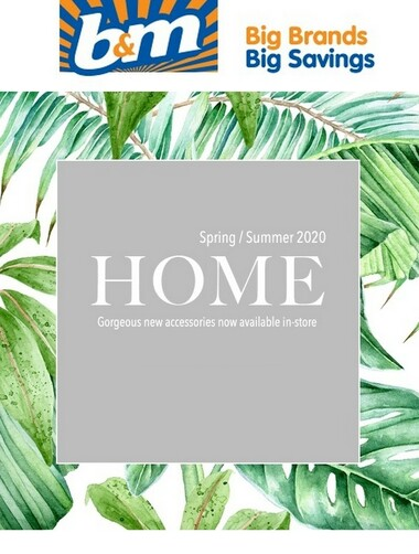 B&M Home Trends