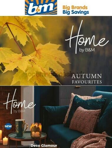 B&M Hello Autumn