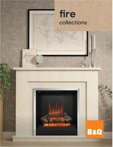 B&Q Fire Collections