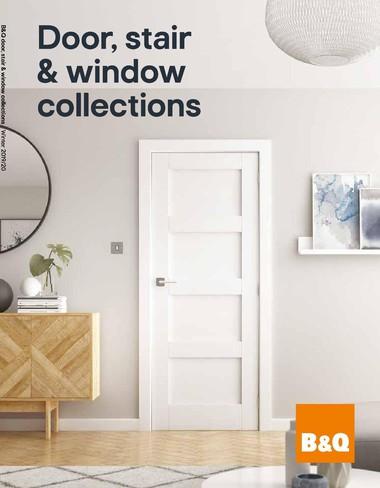B&Q Door, Stair & Window Collections