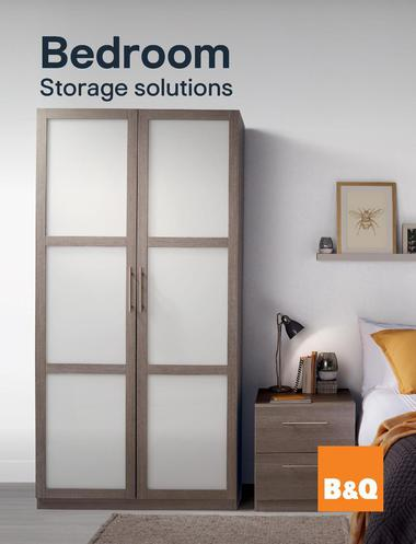 B&Q Bedroom Collections
