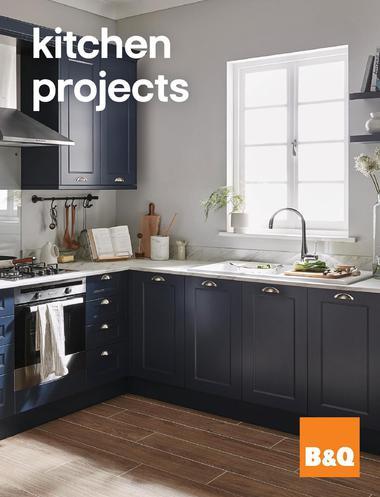 B&Q Kitchen Projects