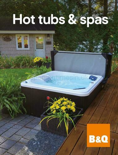 B&Q Hot Tub & Spa Collections
