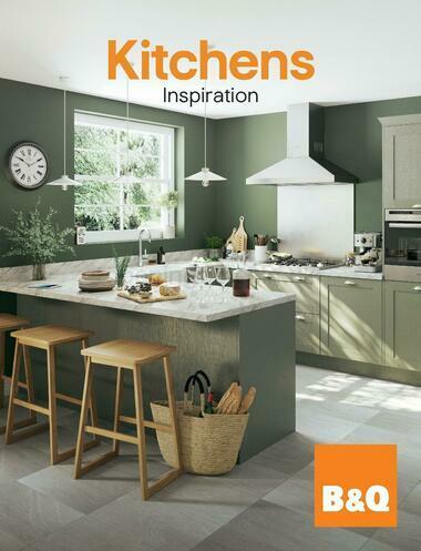 B&Q Kitchens Inspiration