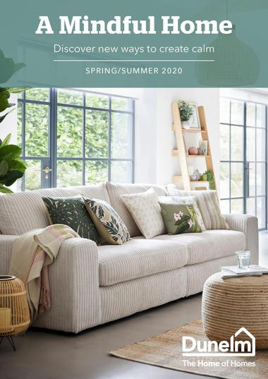 Dunelm Mindful Home Catalogue