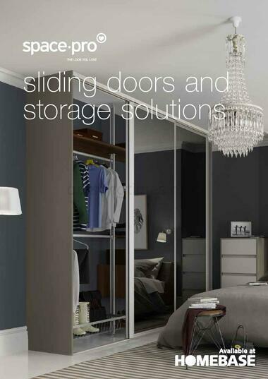 Homebase Sliding Doors Brochure