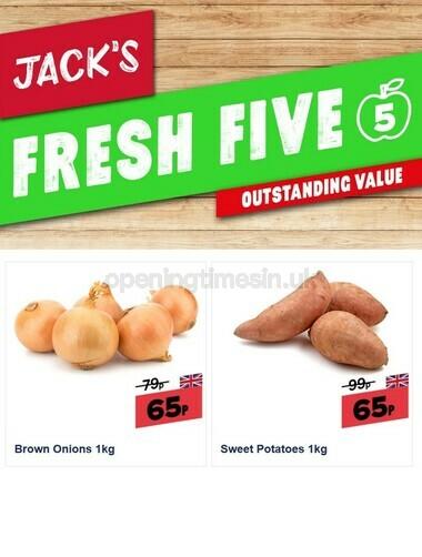 Jack's Fresh Five