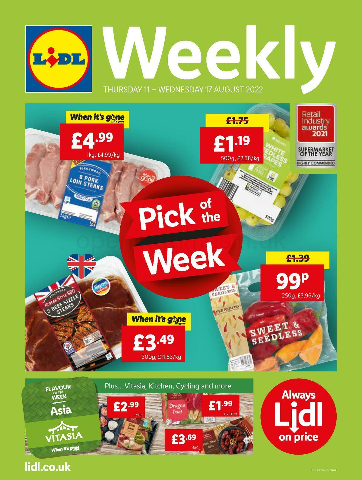 LIDL Offers & Special Buys