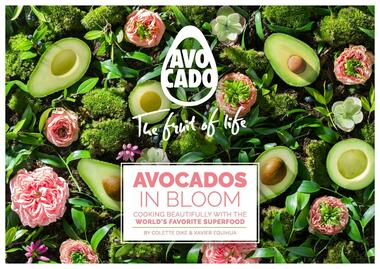 LIDL Avocado Cookbook