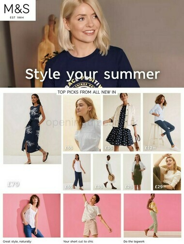 M&S Marks and Spencer