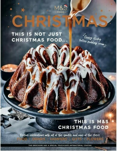 M&S Marks and Spencer Christmas Food