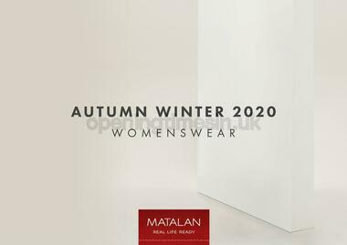 Matalan Womenswear Autumn Winter 2020