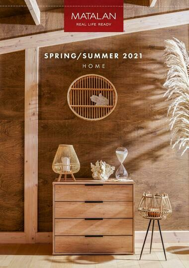 Matalan Spring/Summer 2021 Homeware