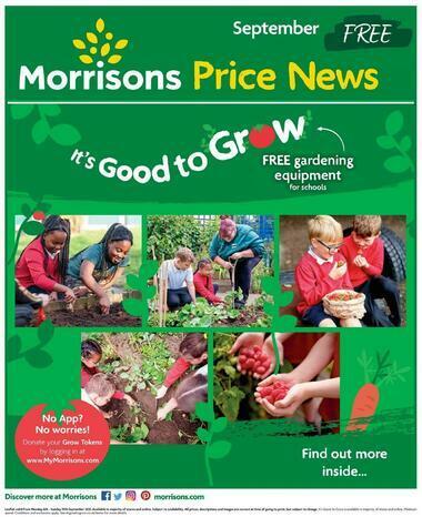 Morrisons Price News - September