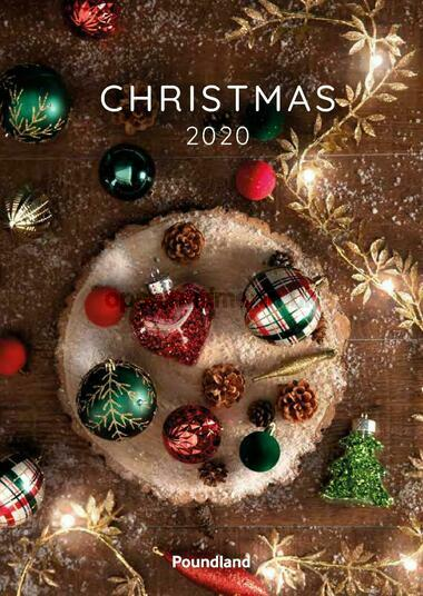 Poundland Christmas Lookbook