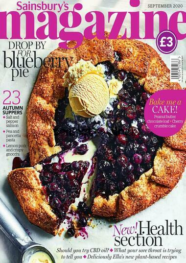 Sainsbury's Magazine September