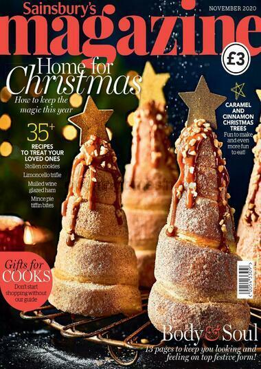 Sainsbury's Magazine November 2020
