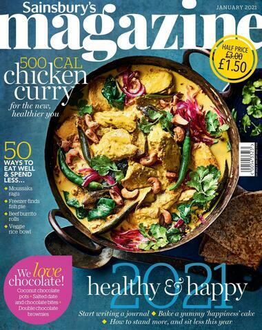 Sainsbury's Magazine January