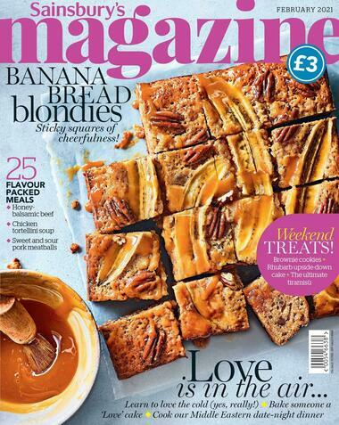 Sainsbury's Magazine February