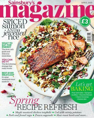 Sainsbury's Magazine April