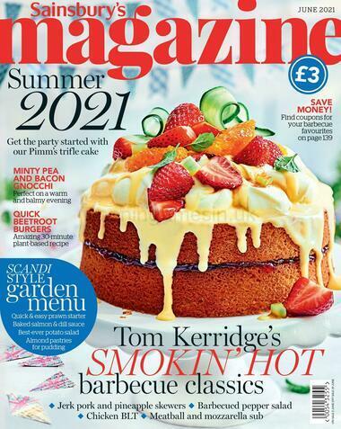 Sainsbury's Magazine June
