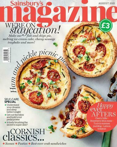Sainsbury's Magazine August