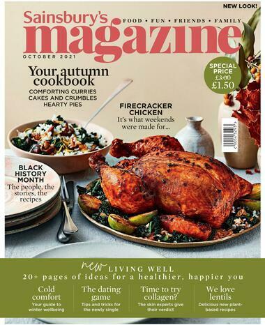 Sainsbury's Magazine October