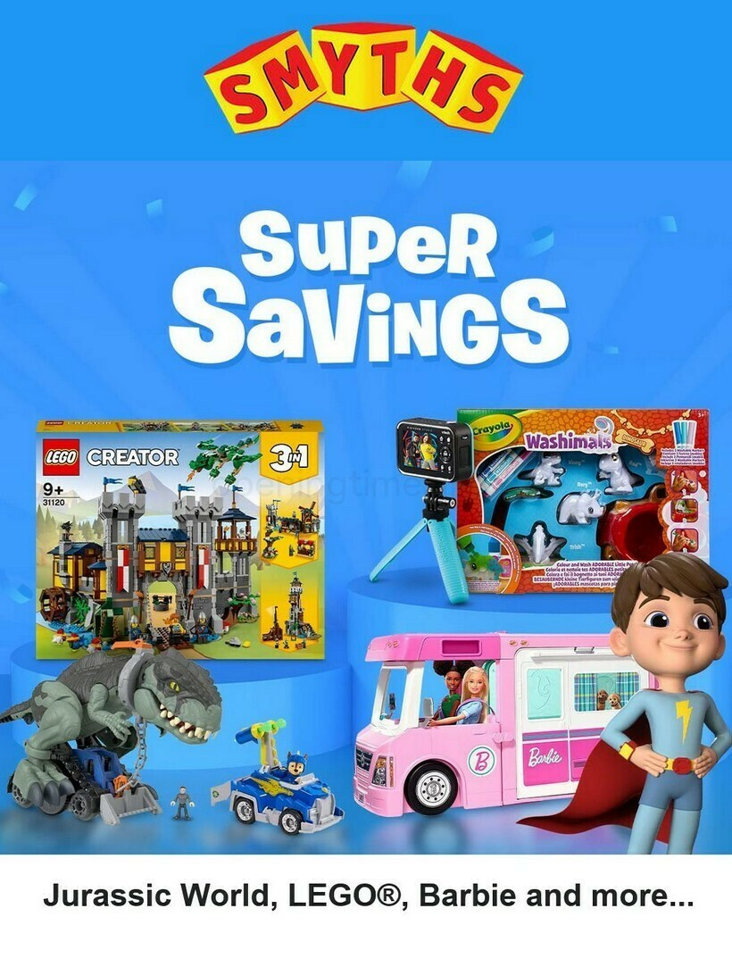 Smyths Toys Offers & Special Buys