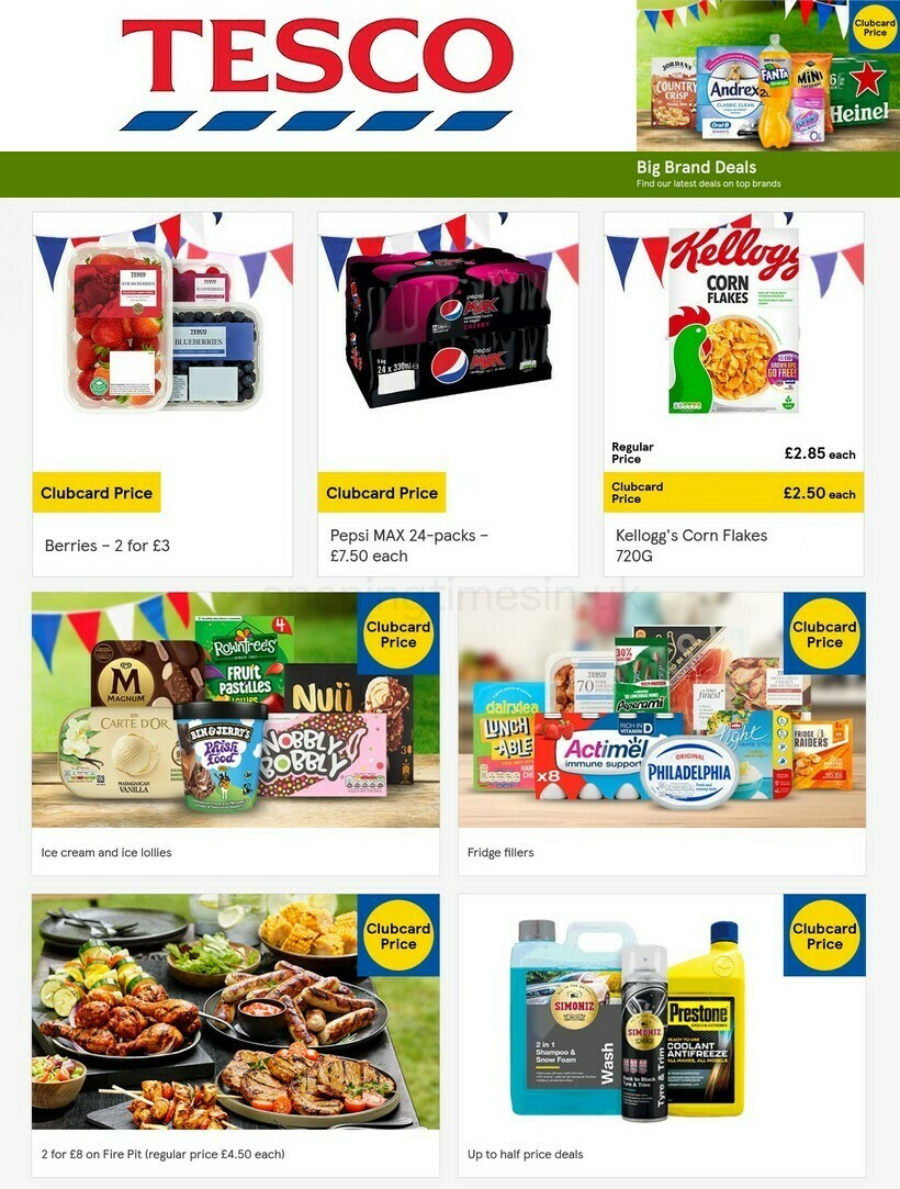 TESCO Offers & Special Buys