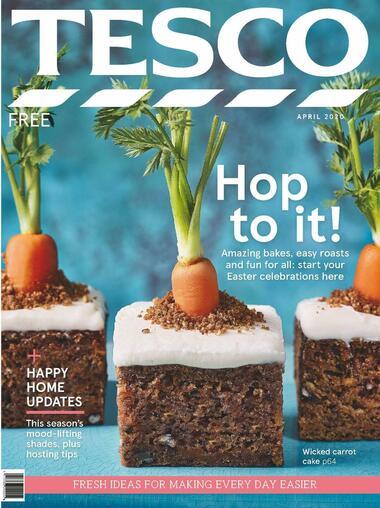 TESCO April Magazine
