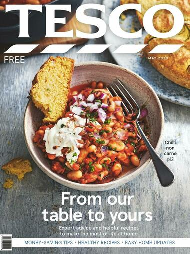 TESCO May Magazine