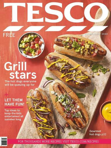 TESCO Magazine July/August