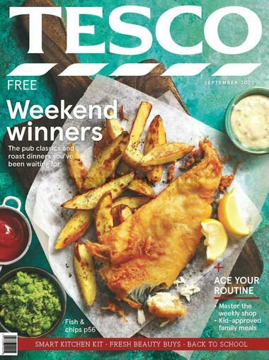 TESCO Magazine September