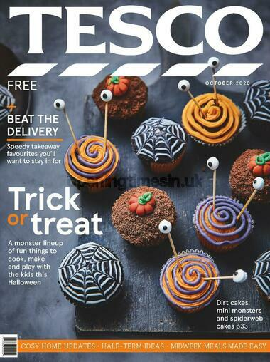 TESCO Magazine October 2020