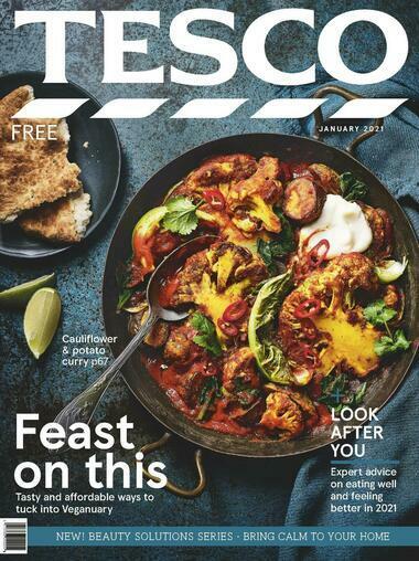 TESCO Magazine January
