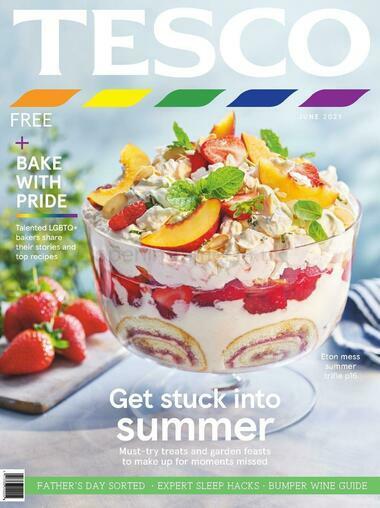 TESCO Magazine June
