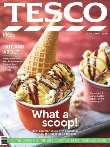 TESCO Magazine July/August
