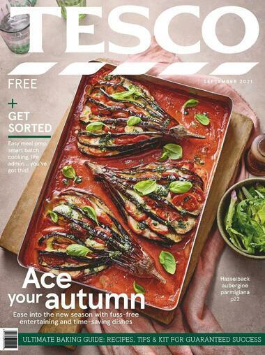 TESCO Magazine September