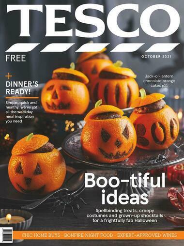 TESCO Magazine October